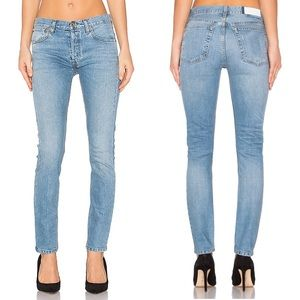 Re/Done Originals The Straight Skinny Jean